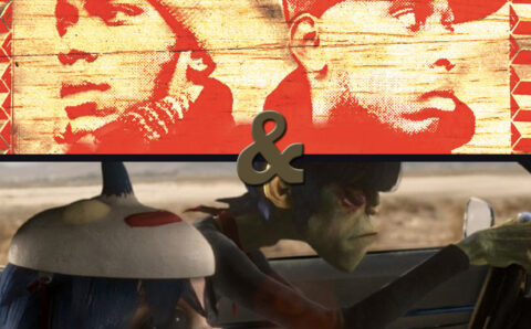 """Song Unions: Black Star """"Definition"""" & The Gorillaz """"Stylo"""""""