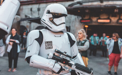 Disney to release new 'Star Wars' Black Lives Matter Special Editions