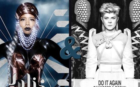"""Song Unions: Kelis, """"Acapella;"""" Robyn & Röyksopp """"Monument"""""""