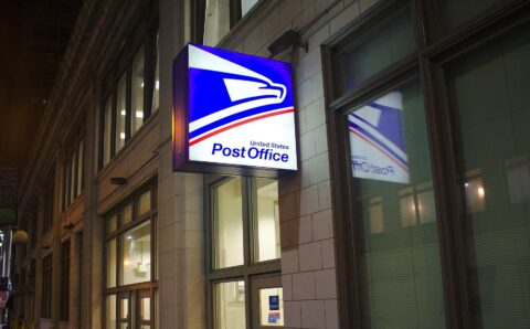 The Postmaster General and 'Passive Voice': obscuring the obvious.
