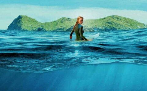 Hulu Review: Even horror haters can get behind Blake Lively in 'The Shallows.'