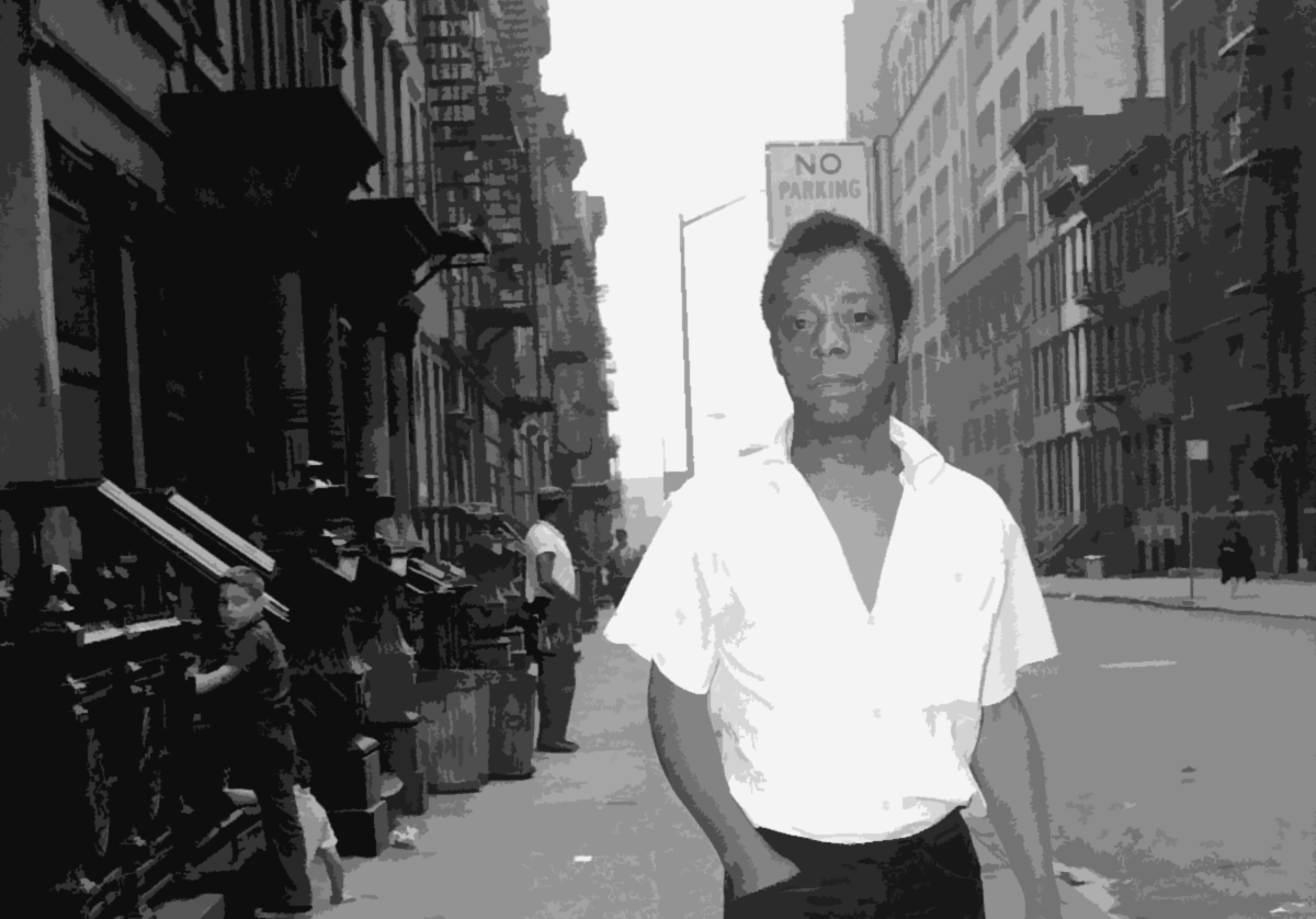 Two lives, James Baldwin's and a Capitol rioter's — one story of Black English.